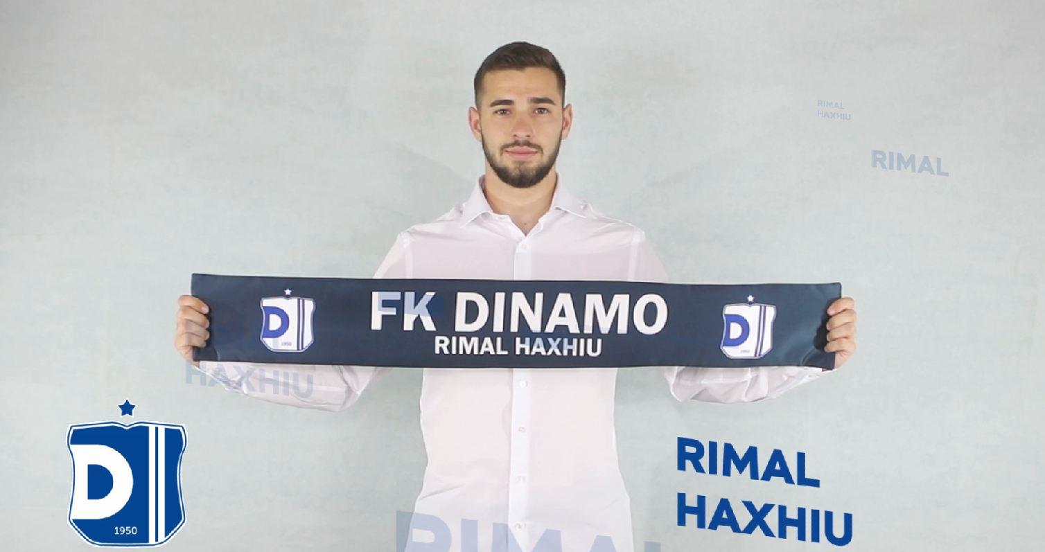 """Zyrtare: Apolonia """"market"""" për Dinamon, firmos sulmuesi i djathtë"""