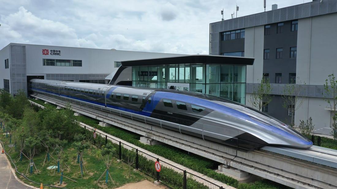 Ky është treni më i shpejtë në botë
