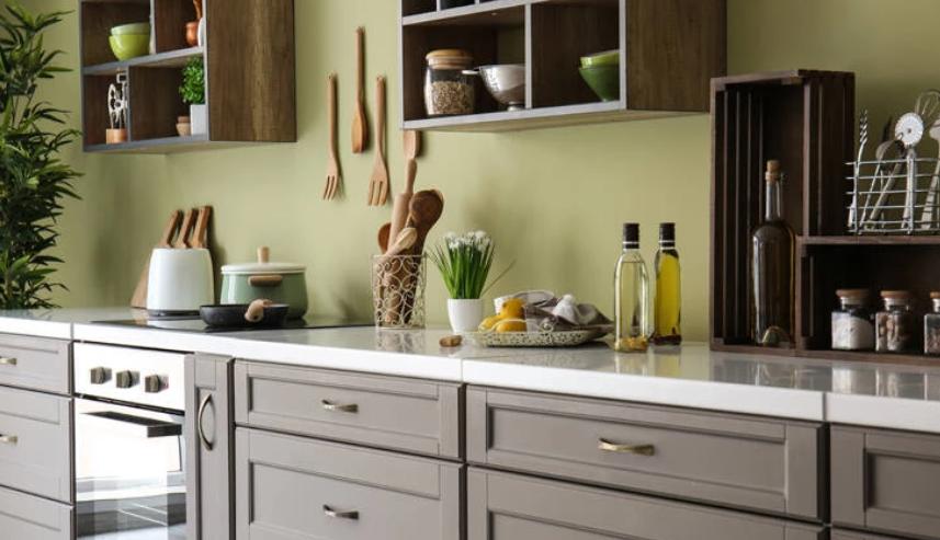 Ka një sekret si kuzhina juaj e vogël mund të ndyshojë përmasat