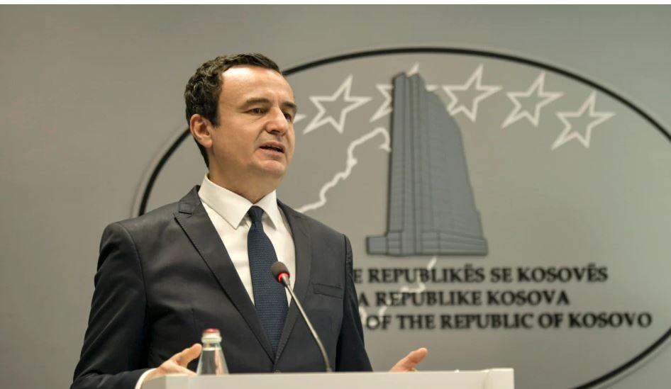 """""""Ballkani i hapur""""/ Kurti mungoi në takimin Rama-Vuçiç dhe Zaev, reagon qeveria e Kosovës"""