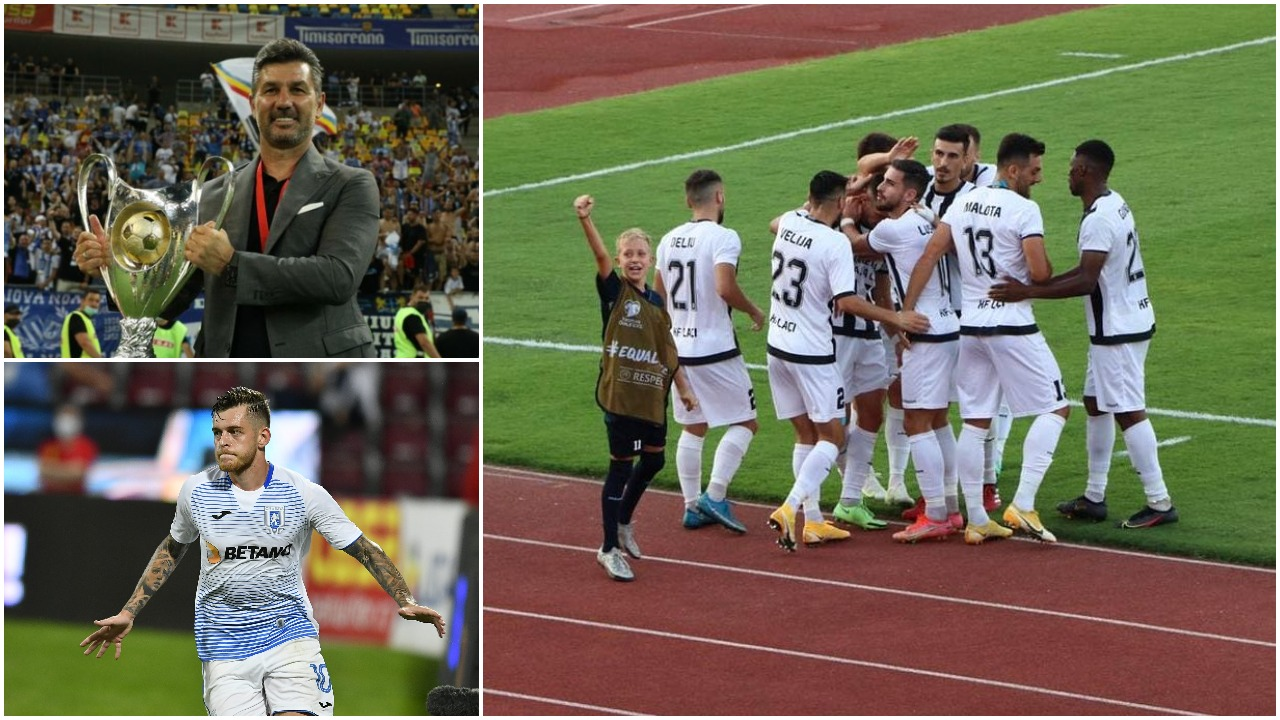 Laçi shkakton kaos te Craiova: Shkarkohet trajneri grek, Galatasaray i merr yllin