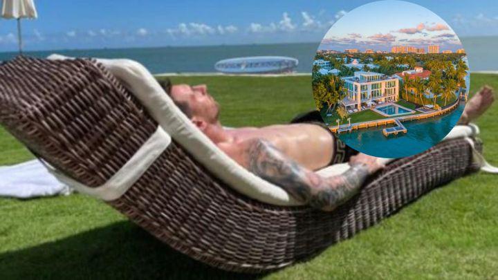 I dashuruar me Miamin, brenda vilës së mrekullueshme ku po pushon Messi