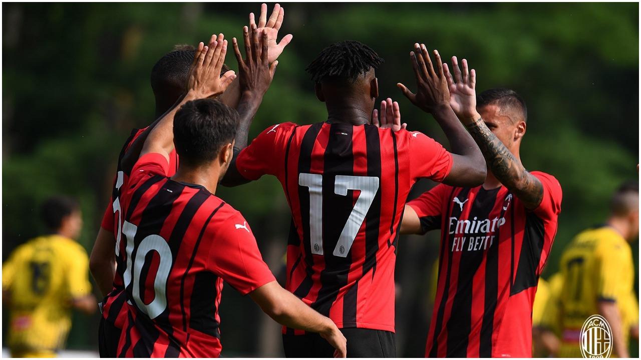 Milanit i infektohet një titullar, shkon në Francë pa mesfushorin