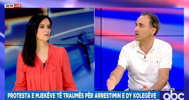 Kolegët u arrestuan për korrupsion, Stroni: Jam dakord për ndëshkimin, por jo mbajtjen në burg si kriminel