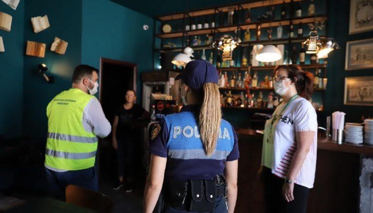 Bizneset kërkesë Ministrisë së Shëndetësisë: Të shtyhet ora policore