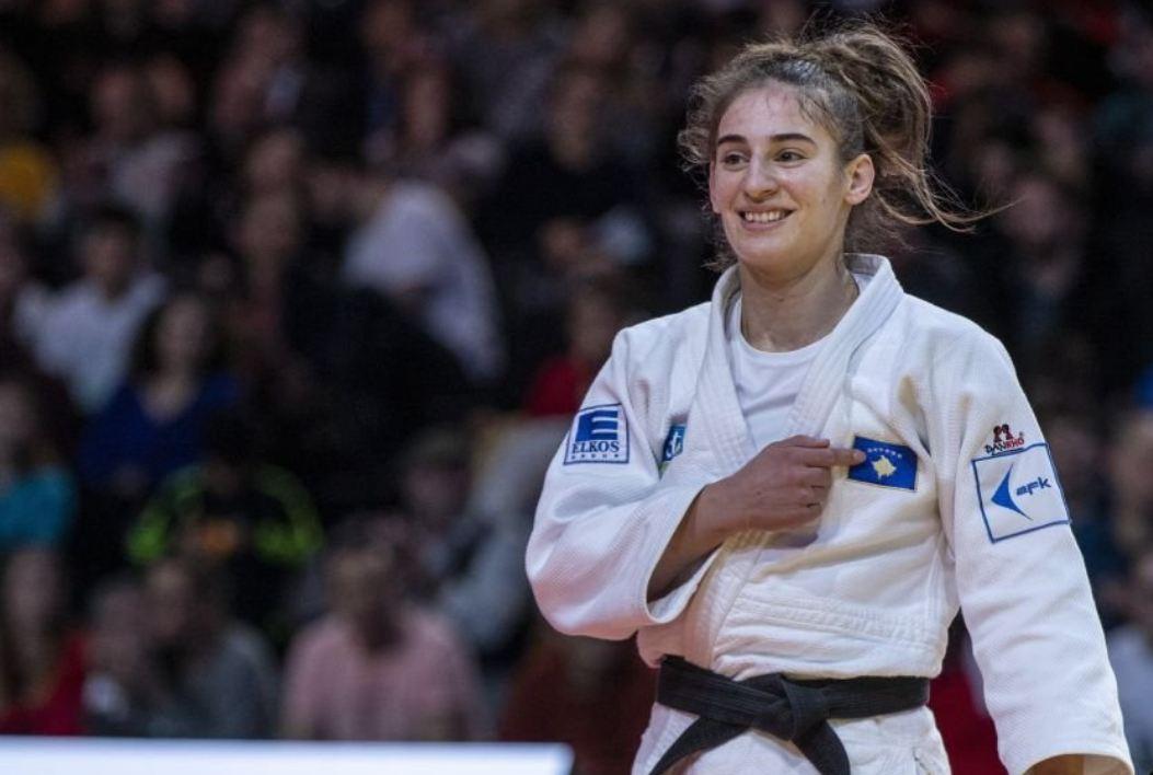Kosova konfirmohet superfuqi në xhudo, Nora Gjakova kap finalen dhe siguron medalje