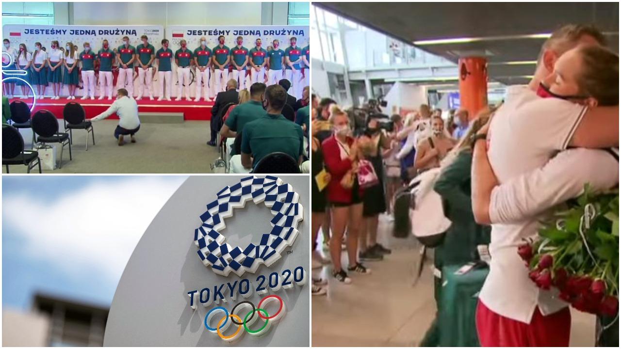 Amatorizëm i drejtuesve, Olimpiada mbaron pa nisur për gjashtë notarët polakë!