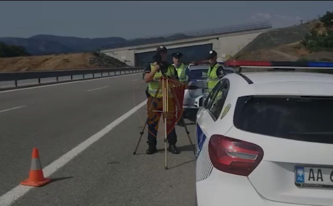 """""""Mos fluturoni në rrugë"""", Policia bën bilancin e 24 orëve, 11 shoferë të arrestuar"""