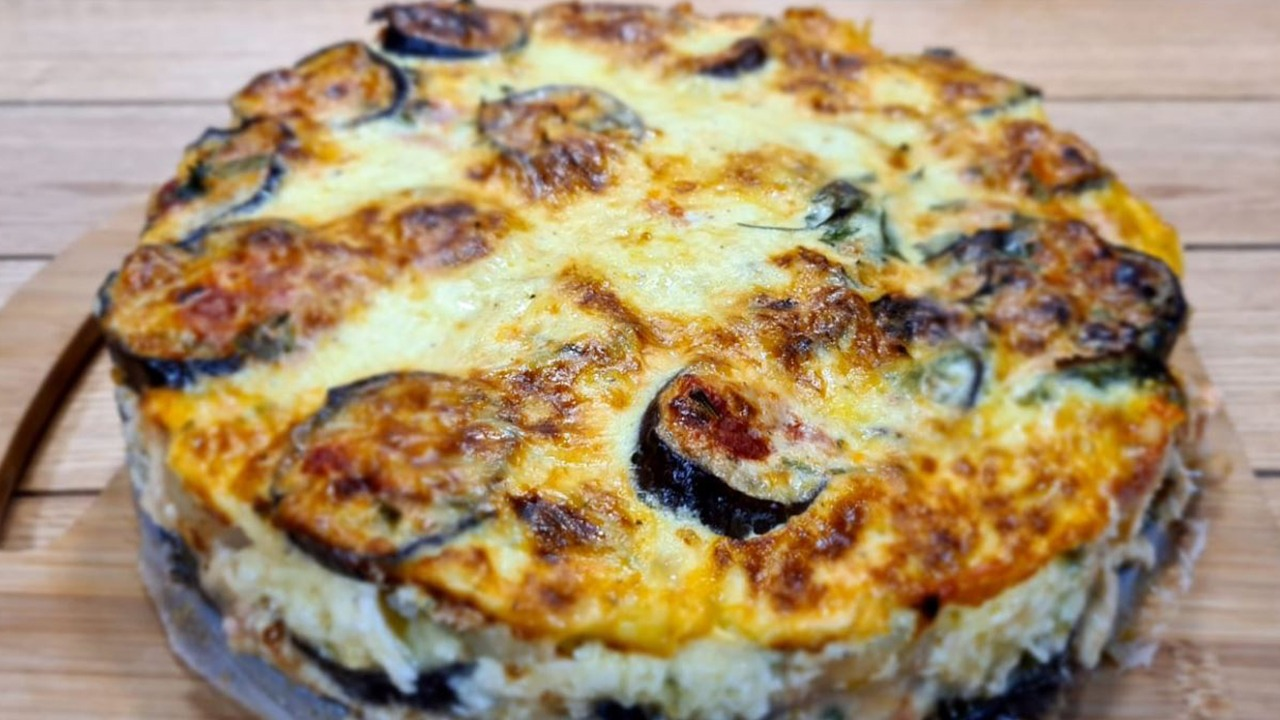 Sufle me patate e patëllxhan – Receta nga Florenca Reçi