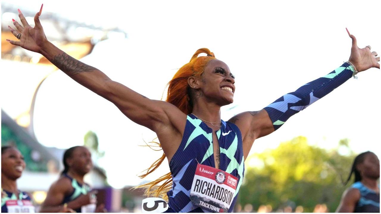 Pozitive në testin e kanabisit, atletja amerikane pezullohet nga Lojërat Olimpike