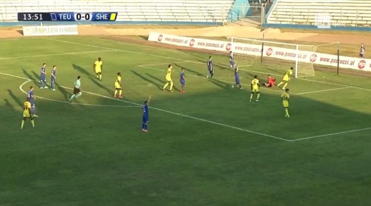 """VIDEO/ Teuta reziston vetëm 14 minuta, moldavët shënojnë në """"Niko Dovana"""""""