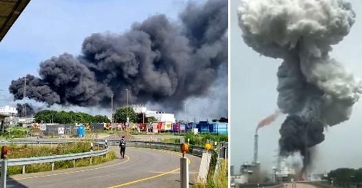 Shpërthen një fabrikë kimikatesh në Gjermani, 5 të zhdukur e disa të plagosur, alarm në zonë