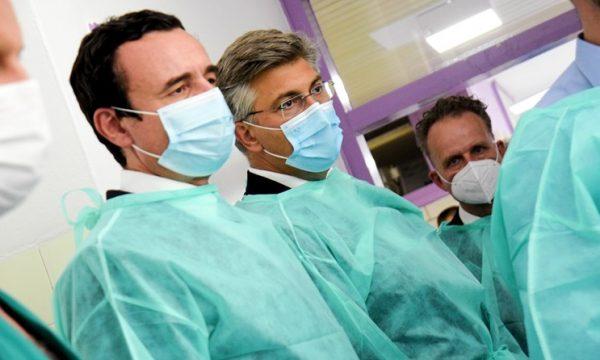 Kryeministri i Kroacisë pas vizitës në spital: Do të mbulojmë të gjitha kostot për të lënduarit