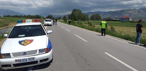 Përplasen dy makina në aksin Milot-Rreshen, lëndohen dy persona