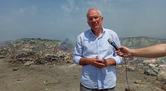 Kriza mjedisore në Durrës dhe Kavajë, Xhaferaj: Strategji për të çuar mbetjet në Sharrë