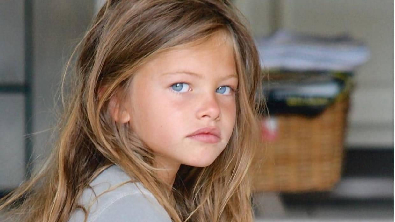 Dikur u cilësua si vajza më e bukur në botë, si duket sot vogëlushja franceze