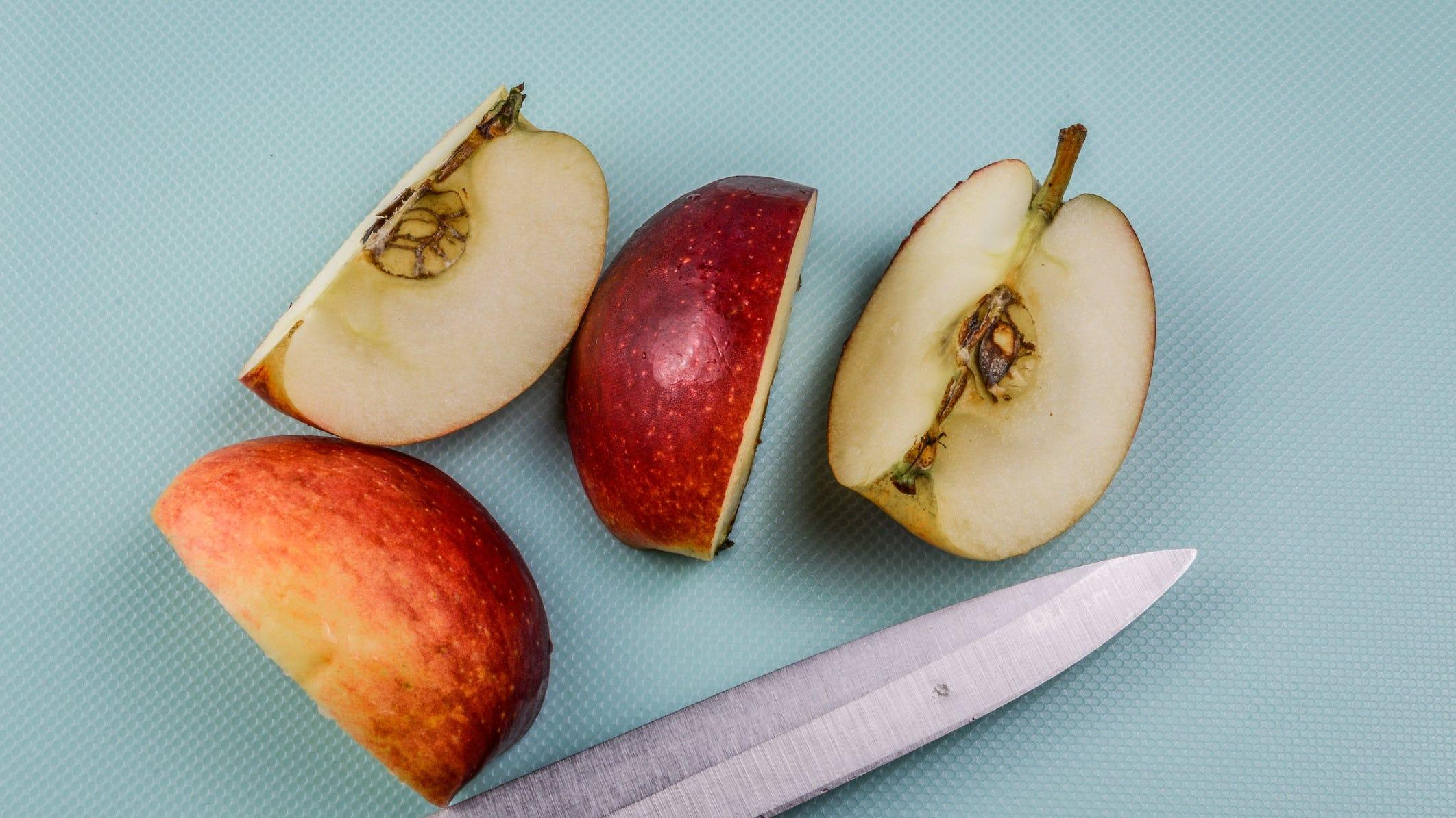 Sa mollë mund të hamë në ditë?