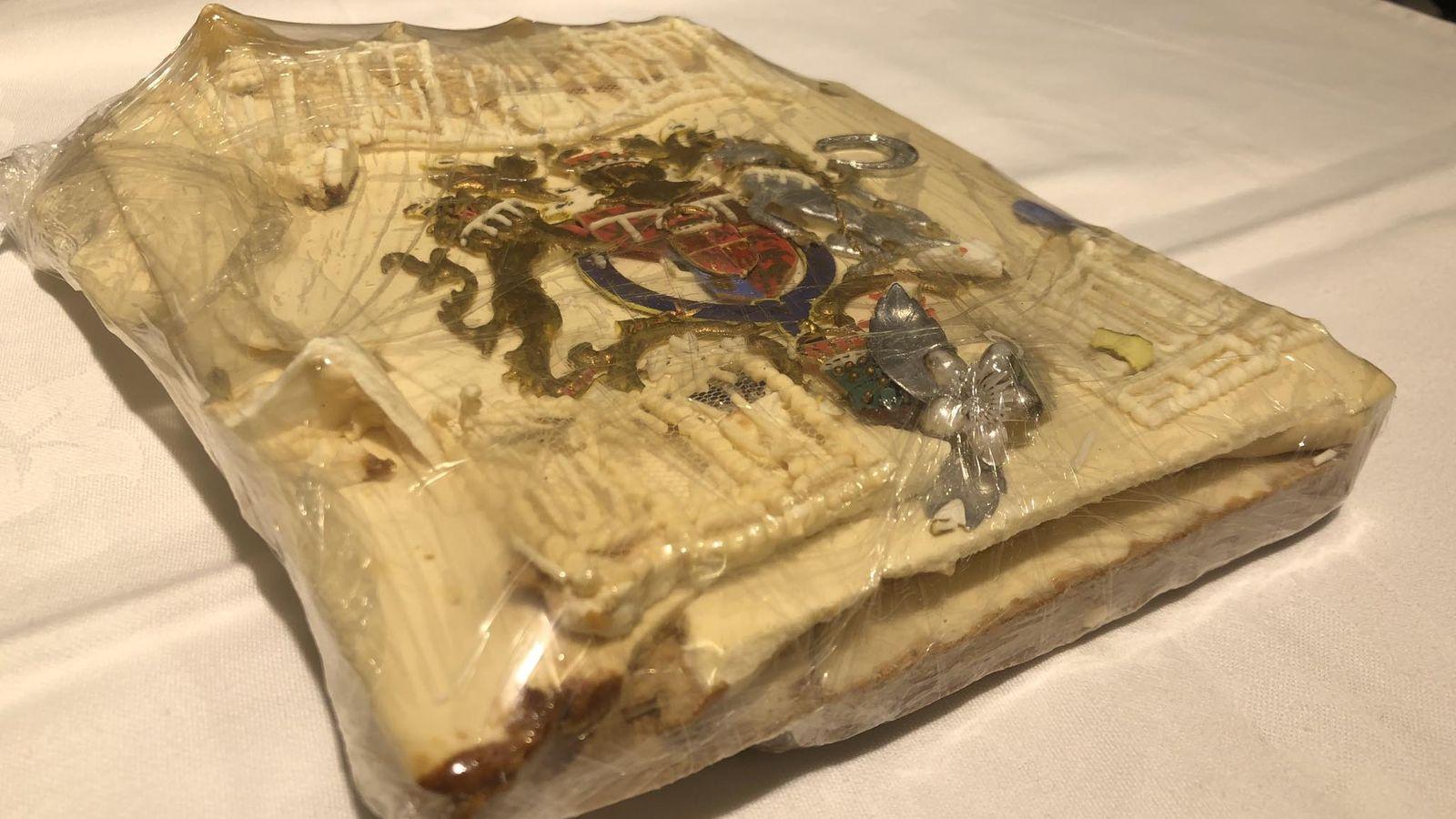 Copa e tortës nga dasma e princeshës Diana, shitet për më shumë se 2.000 mijë €