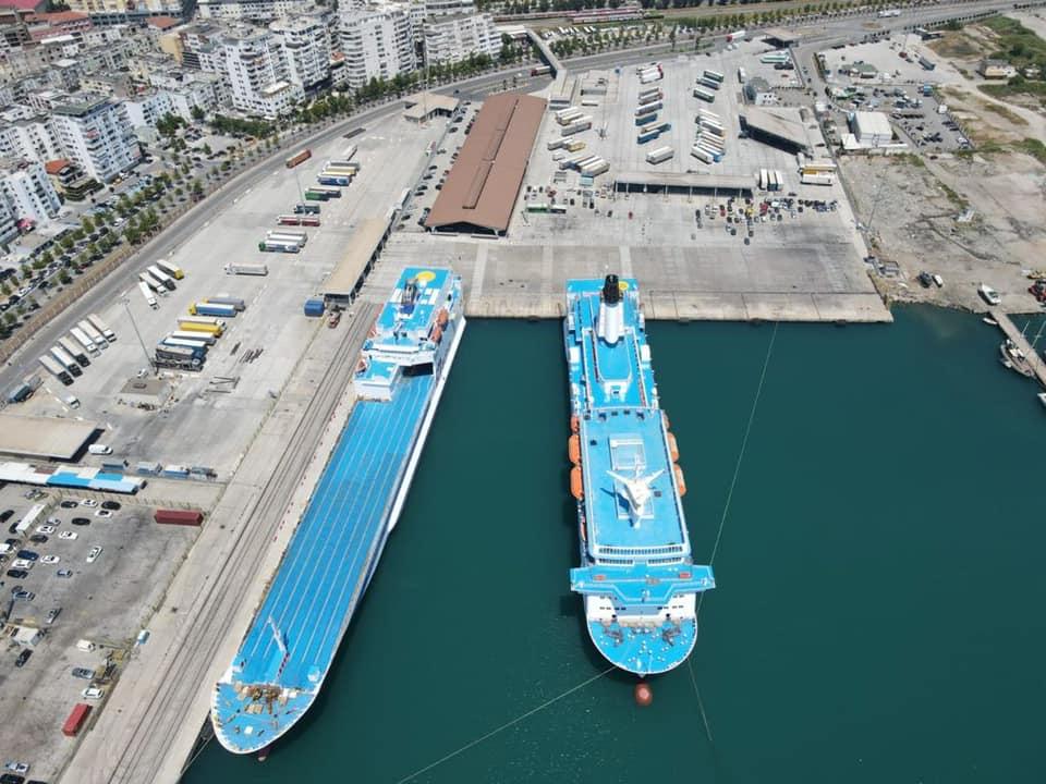 Pëson defekt trageti i linjës Durrës-Bari