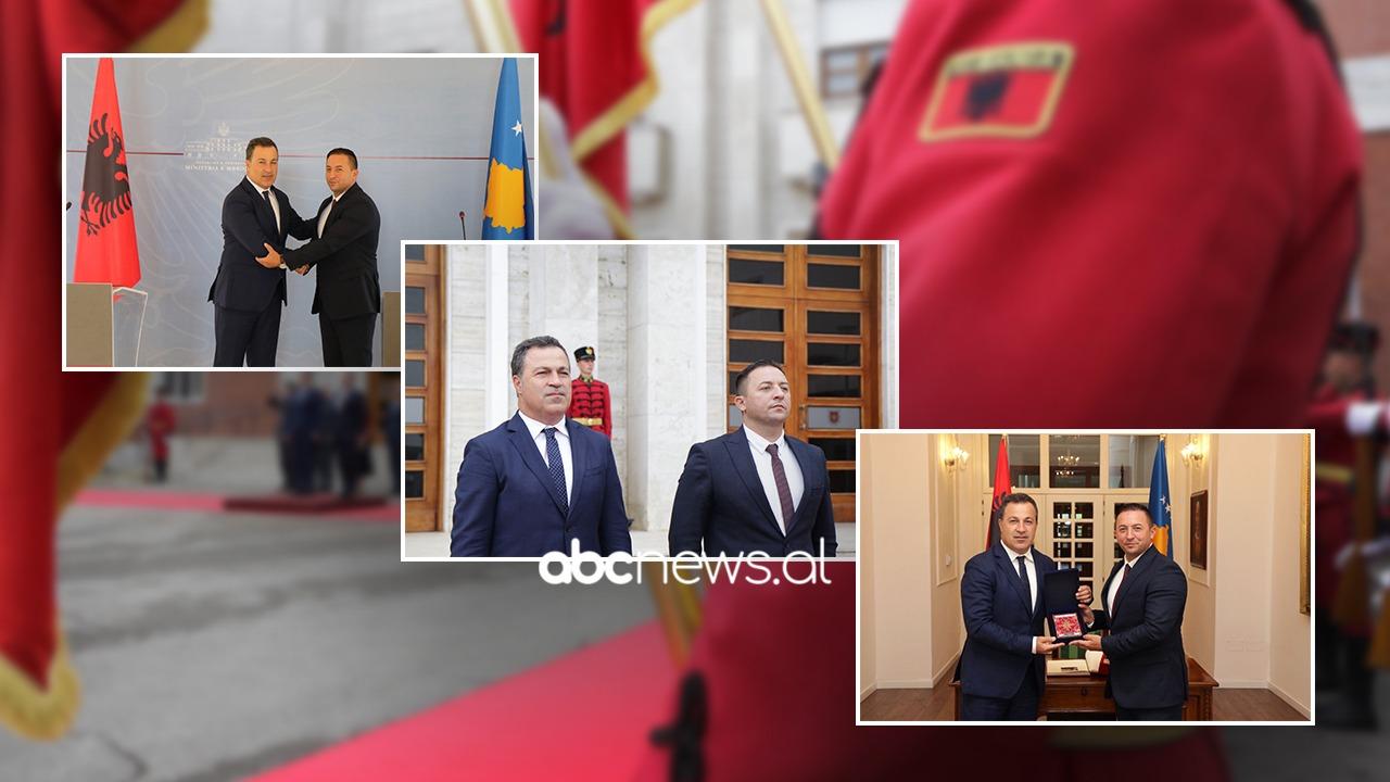 Ministri i Mbrojtjes së Kosovës në Tiranë, Peleshi: Investime të përbashkëta