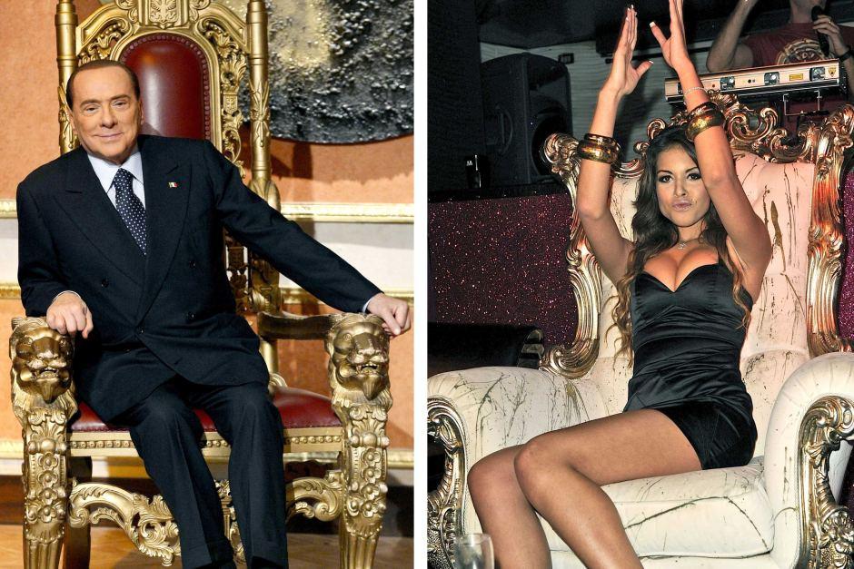 """Mbretëresha """"Bunga Bunga"""" e Berlusconit nxjerr hiret në ishullin e miliarderëve"""