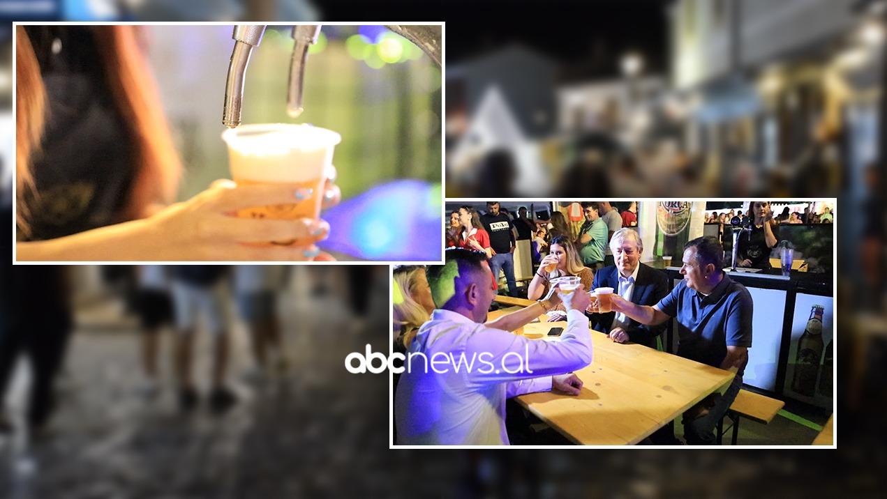 Festa e Birrës në Korçë, muzikë, argëtim dhe surpriza
