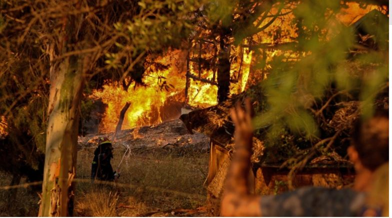 Beteja me flakët në Greqi, raportohet për 16 të lënduar