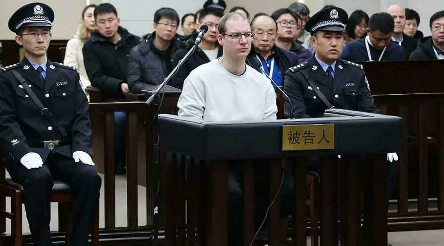 I akuzuar për trafik droge, gjykata kineze dënon me vdekje shtetasin kanadez