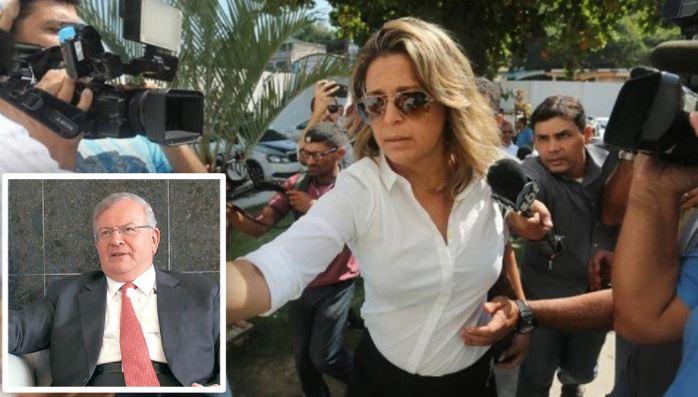 Dënohet me 31 vjet burg gruaja e ambasadorit grek në Brazil, urdhëroi të dashurin për vrasjen e tij