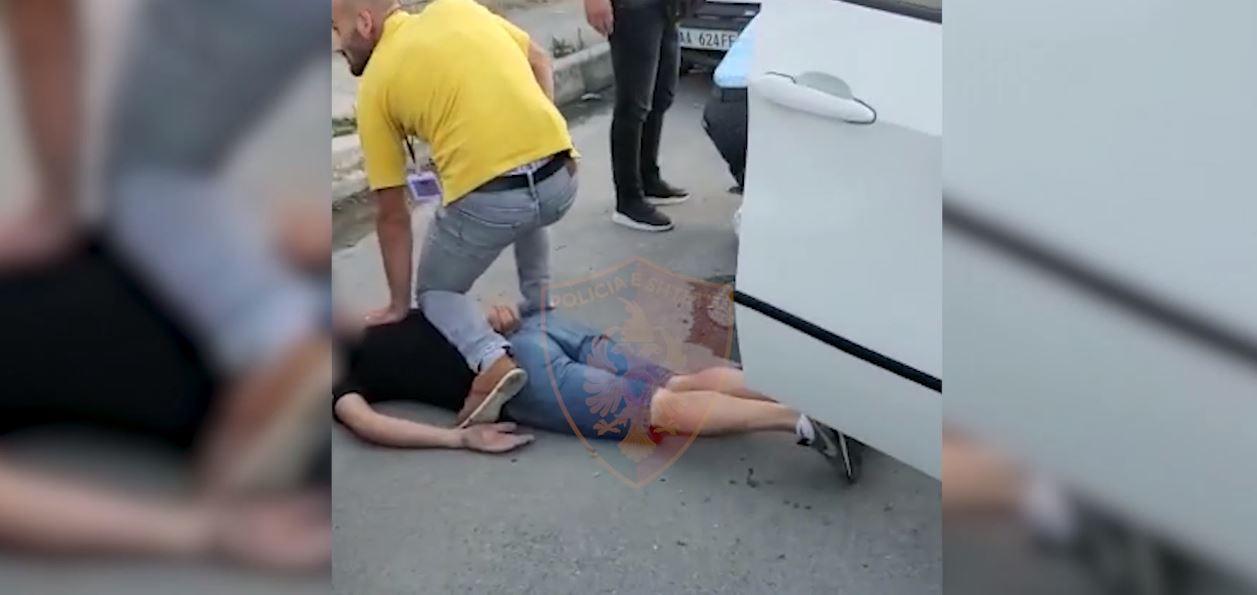 Kush ishte shënjestra? Do kryenin vrasje me pagesë, tre të arrestuar në Durrës, armët gati për qitje