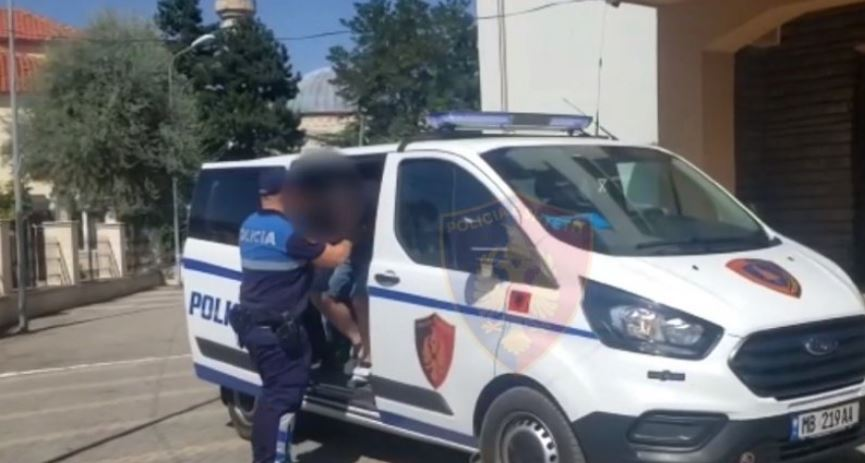 Father and son arrested in Fier for heroine distribution