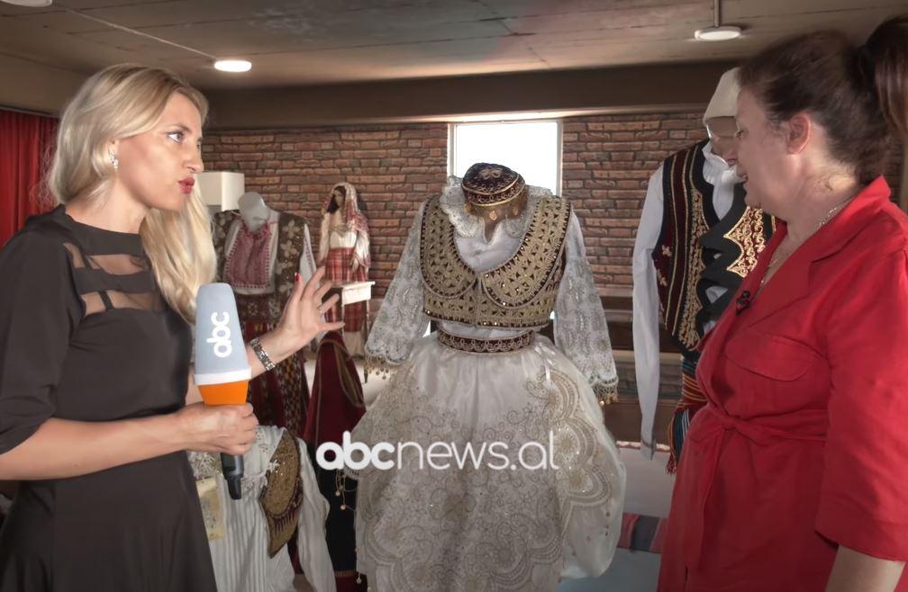 Artizania Edlira Sulaj: 20 vite për të realizuar kostumin Tiranës në gjurmët e traditës