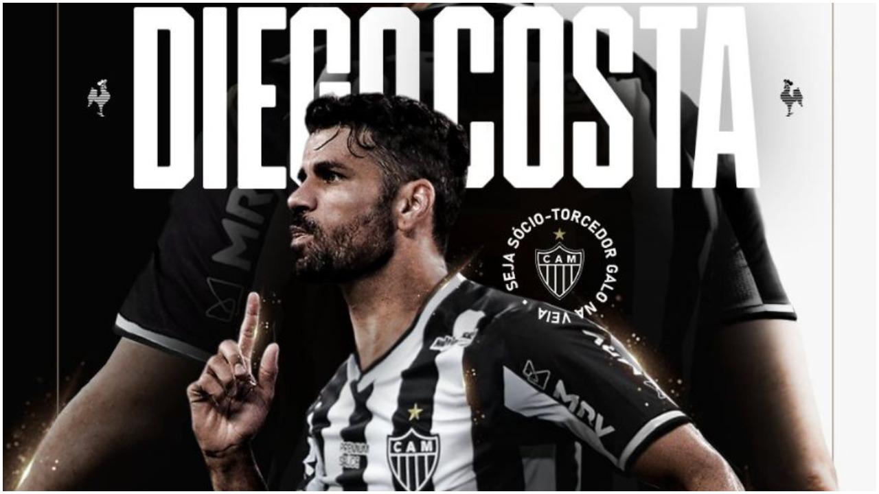 Zyrtare/ Nuk pranon kalimin në Serie A, Diego Costa rikthehet në shtëpi