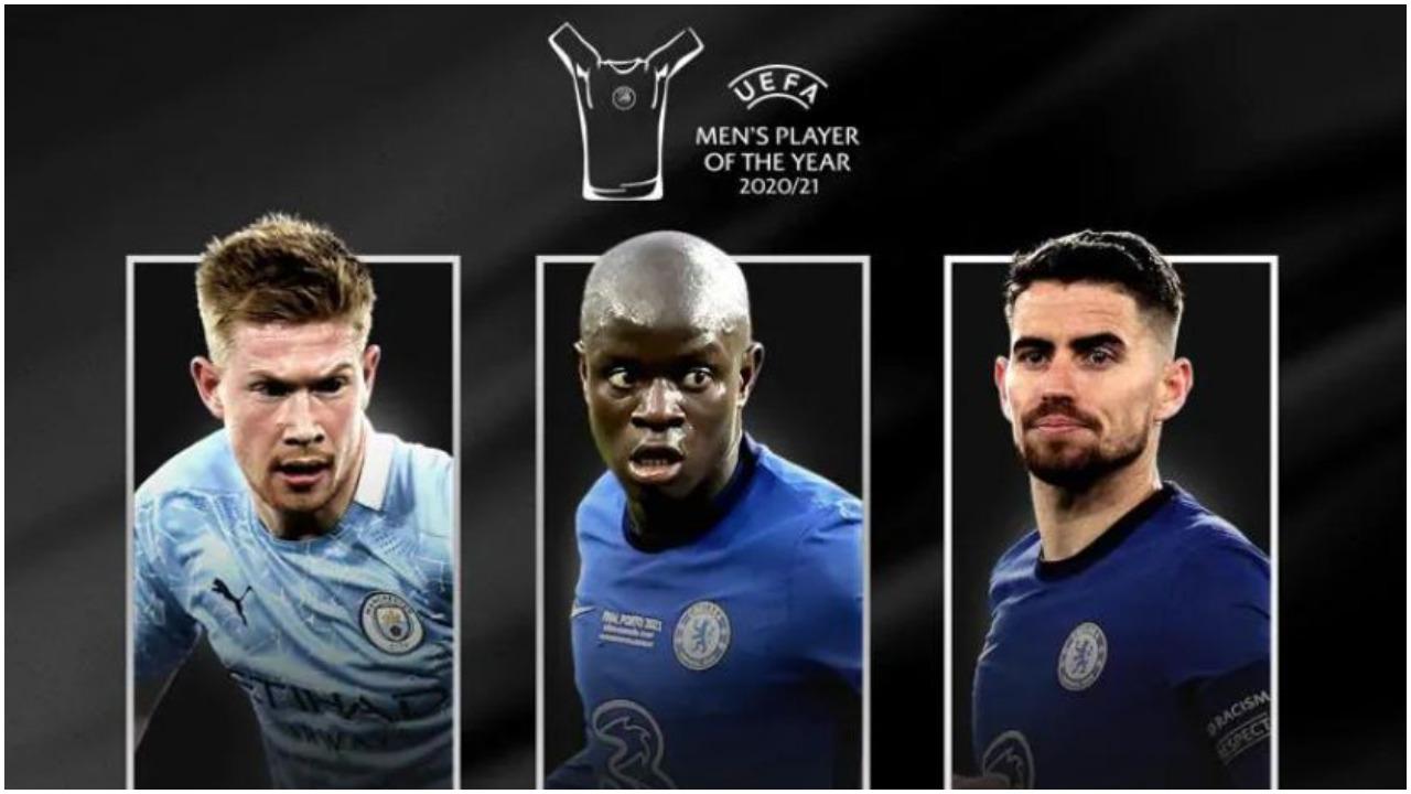 """""""Futbollisti i Vitit""""/ Dominim i Premier League, UEFA zbulon tre kandidatët"""