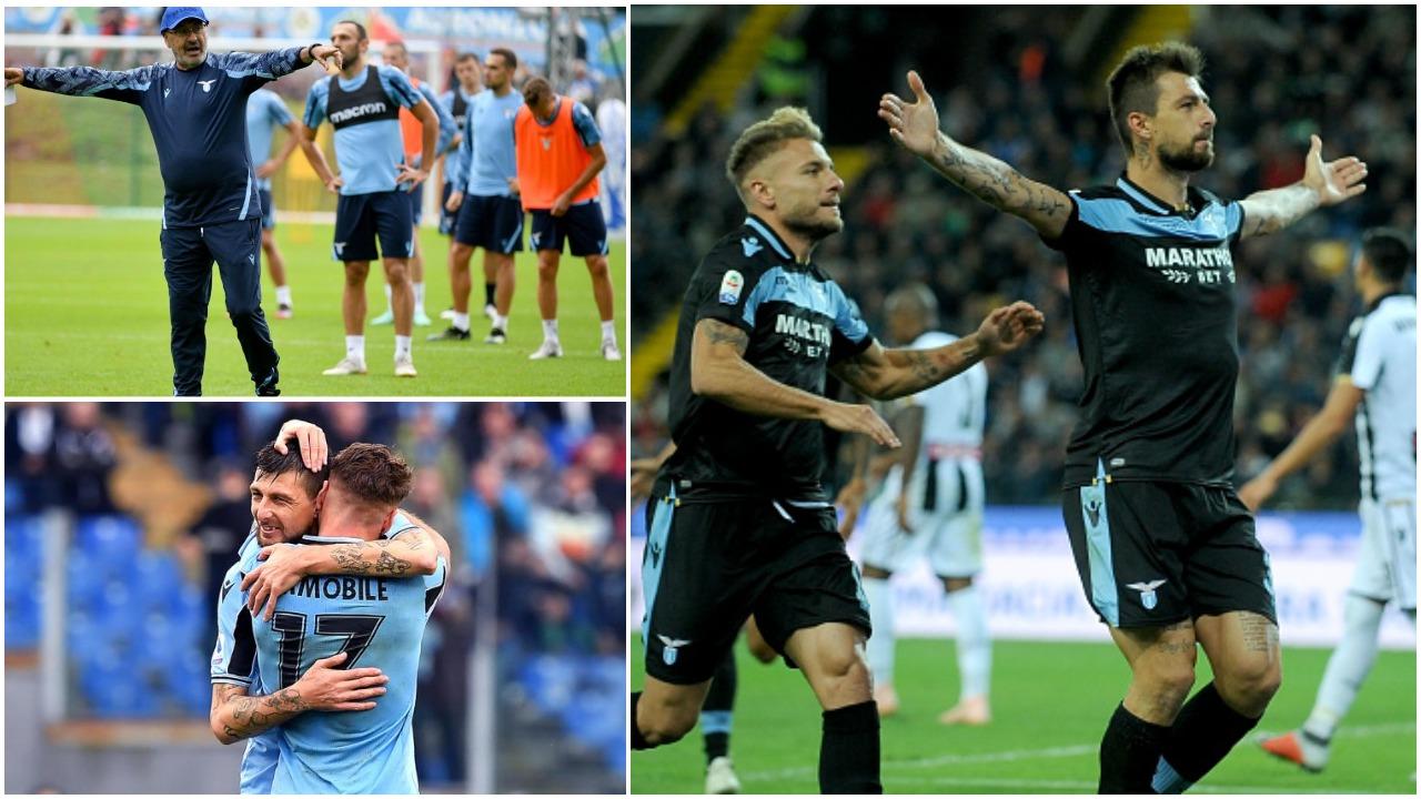 Lazio zgjedh kapitenin e ri, Sarri i beson shiritin një kampioni Evrope