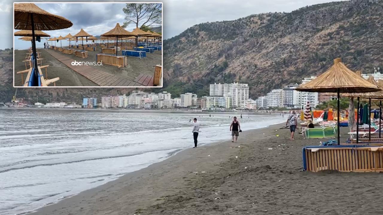 Shiu largon pushuesit nga bregdeti i Lezhës