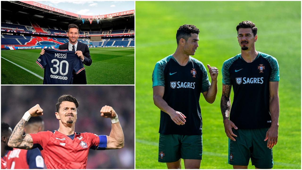Kapiteni i Lille: Messi te PSG? Ne marrim CR7 dhe fitojmë sërish titullin