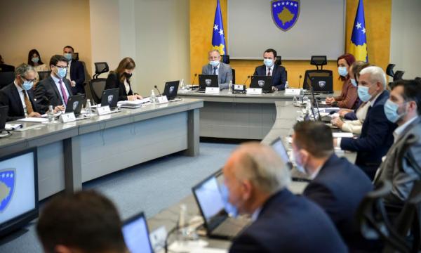Qeveria e Kosovës miraton vendimin për strehimin e afganëve