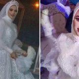 E rëndë, 21 vjeçarja vdes një orë pas dasmës, pa hequr ende fustanin e nusërisë