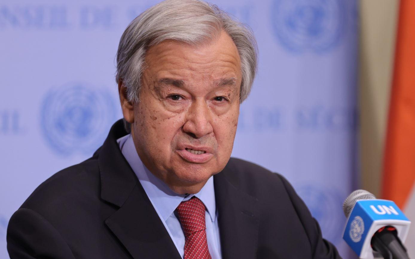 Sekretari i Përgjithshëm i OKB-së: Një katastrofë humanitare shtrihet mbi Afganistan