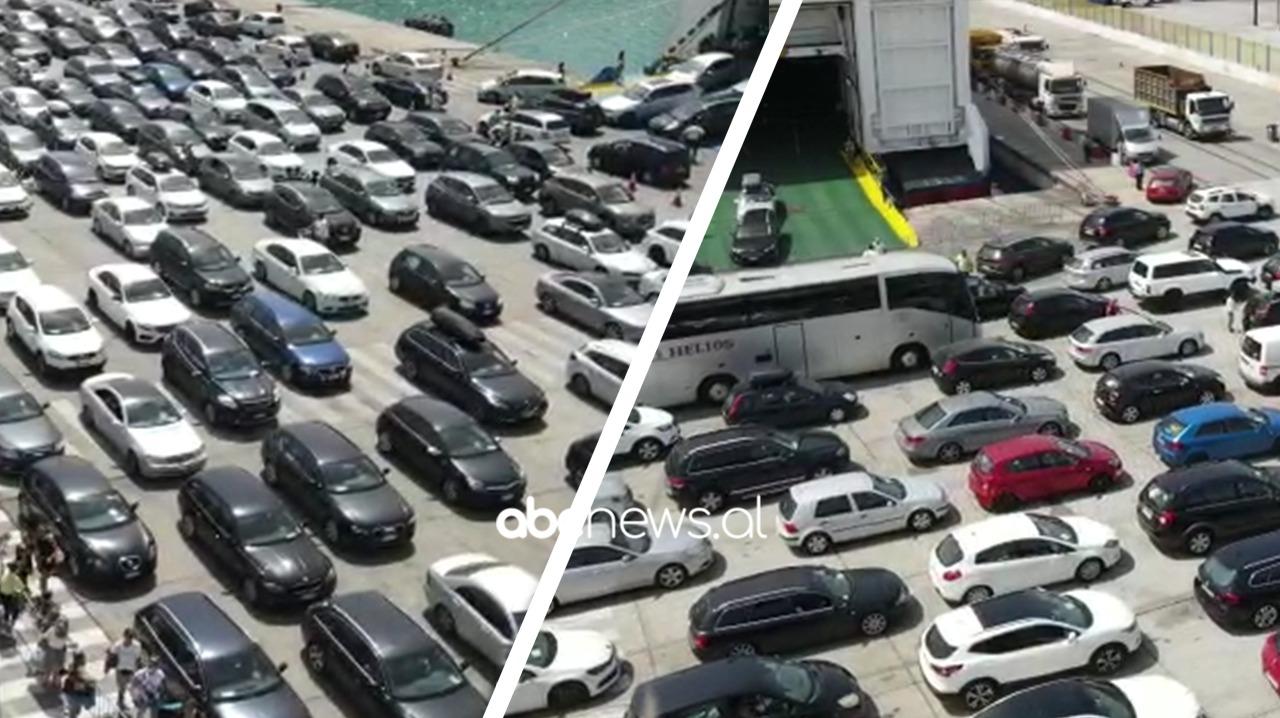 Fluks udhëtarësh, pritet që 5 tragete të mbërrijnë në Portin e Durrësit