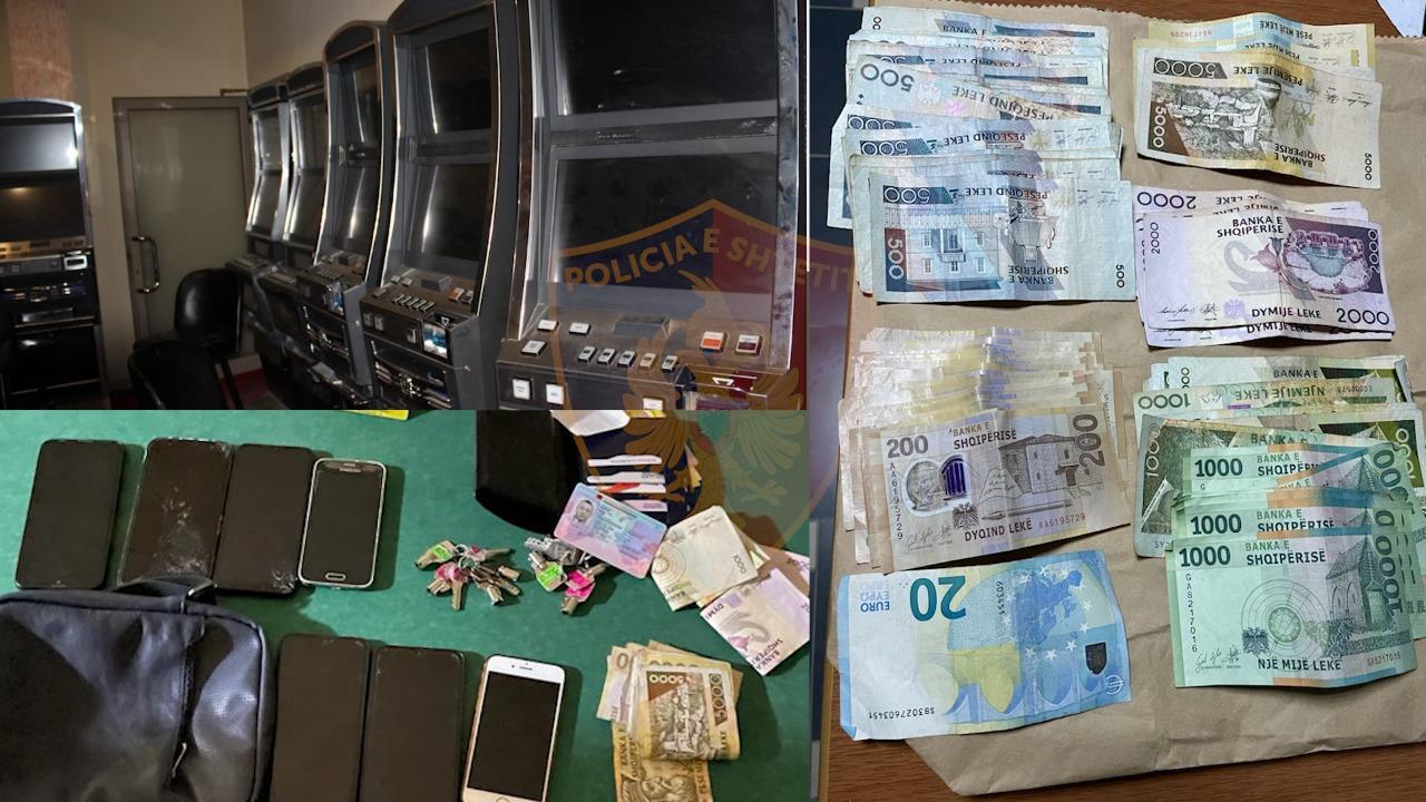 Organizonin lojëra fati, arrestohet dy administratorë lokalesh në Lezhë