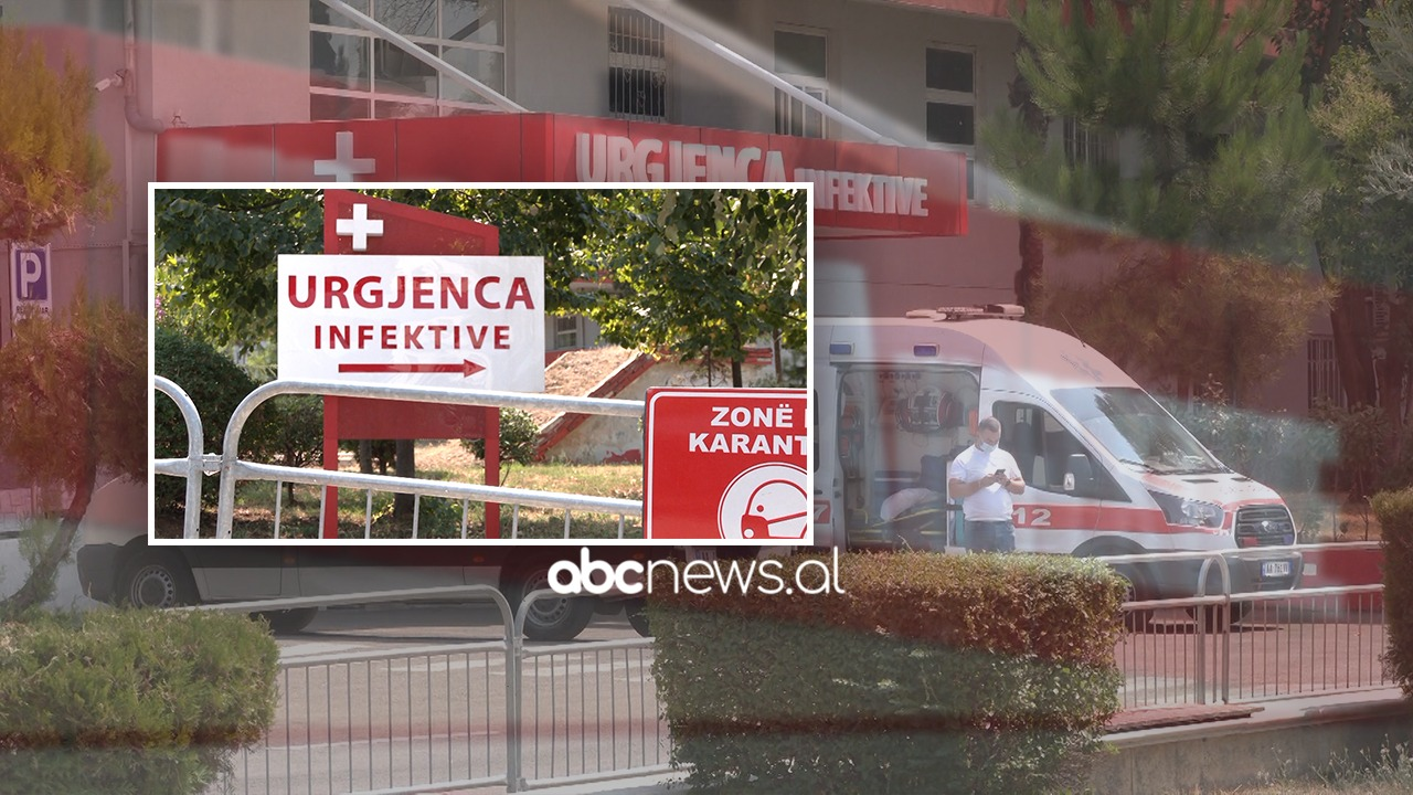 Shtohen urgjencat në Infektiv, tre pacientë të shtruar në moshë të re