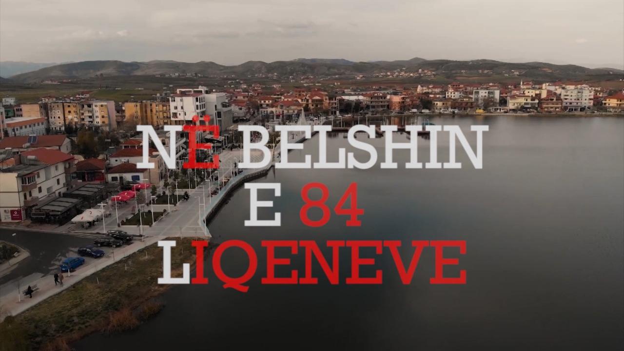 Belshi i 84 liqeneve, një destinacion i preferuar turistik