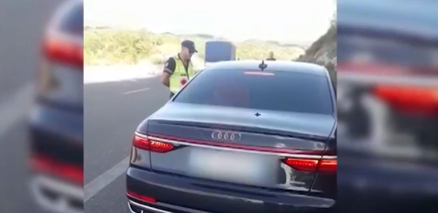 Gara në rrugë e të dehur në timon, policia ndëshkon shoferët, arrestohen 28 prej tyre