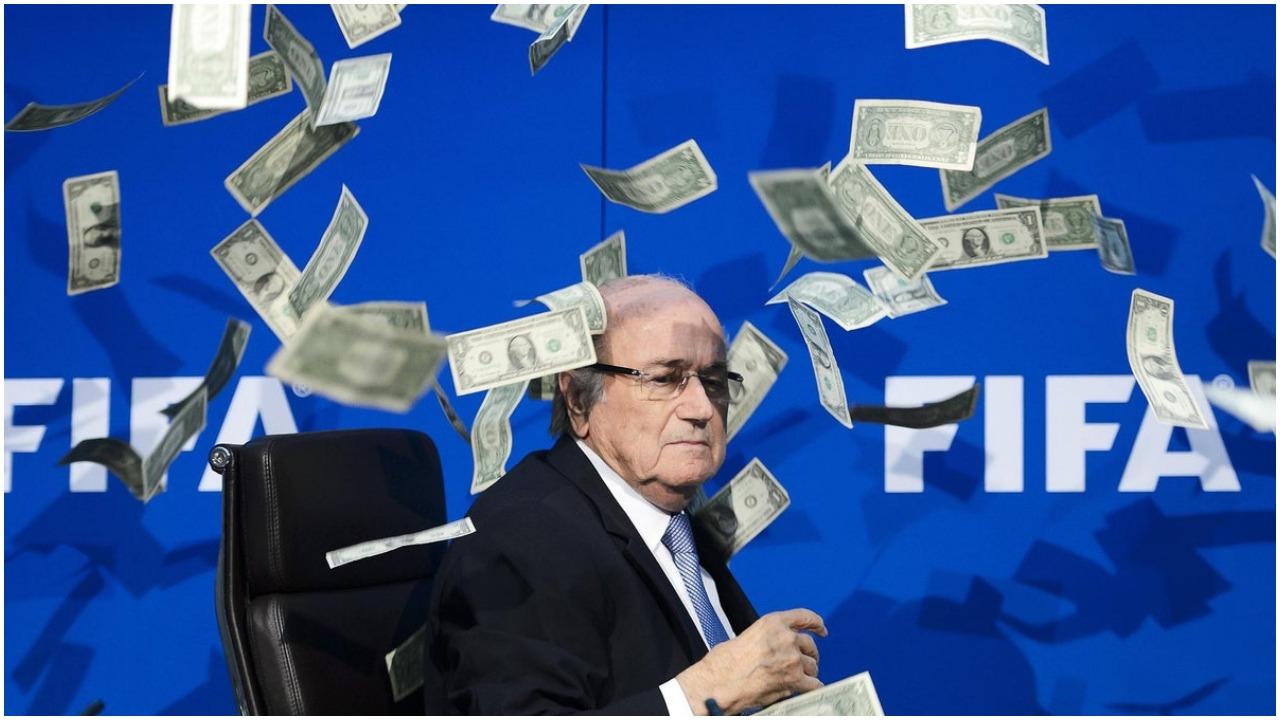 201 milionë euro për futbollin, FIFA i merr paratë ish-drejtuesve të korruptuar