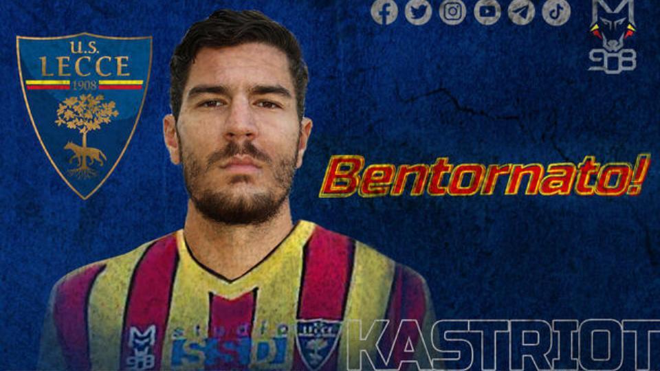 Zyrtare: Dermaku e mbyll me Parmën, firmos për tre vite te Lecce