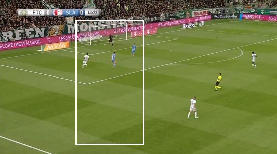 VIDEO/ Ferencvarosi i Uzunit i pranon dhuratat, çfarë gafe në Champions