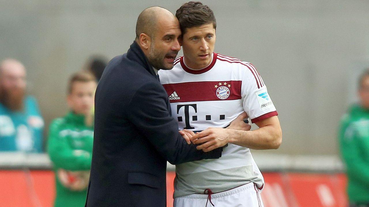 Guardiola: Lewa te City? Pyetje tjetër, ai qëndron te Bayern Munchen