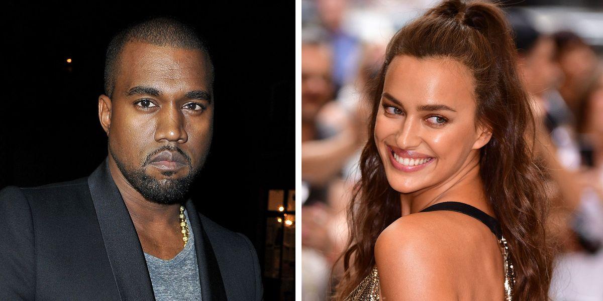 Irina Shayk dhe Kanye West i japin fund lidhjes